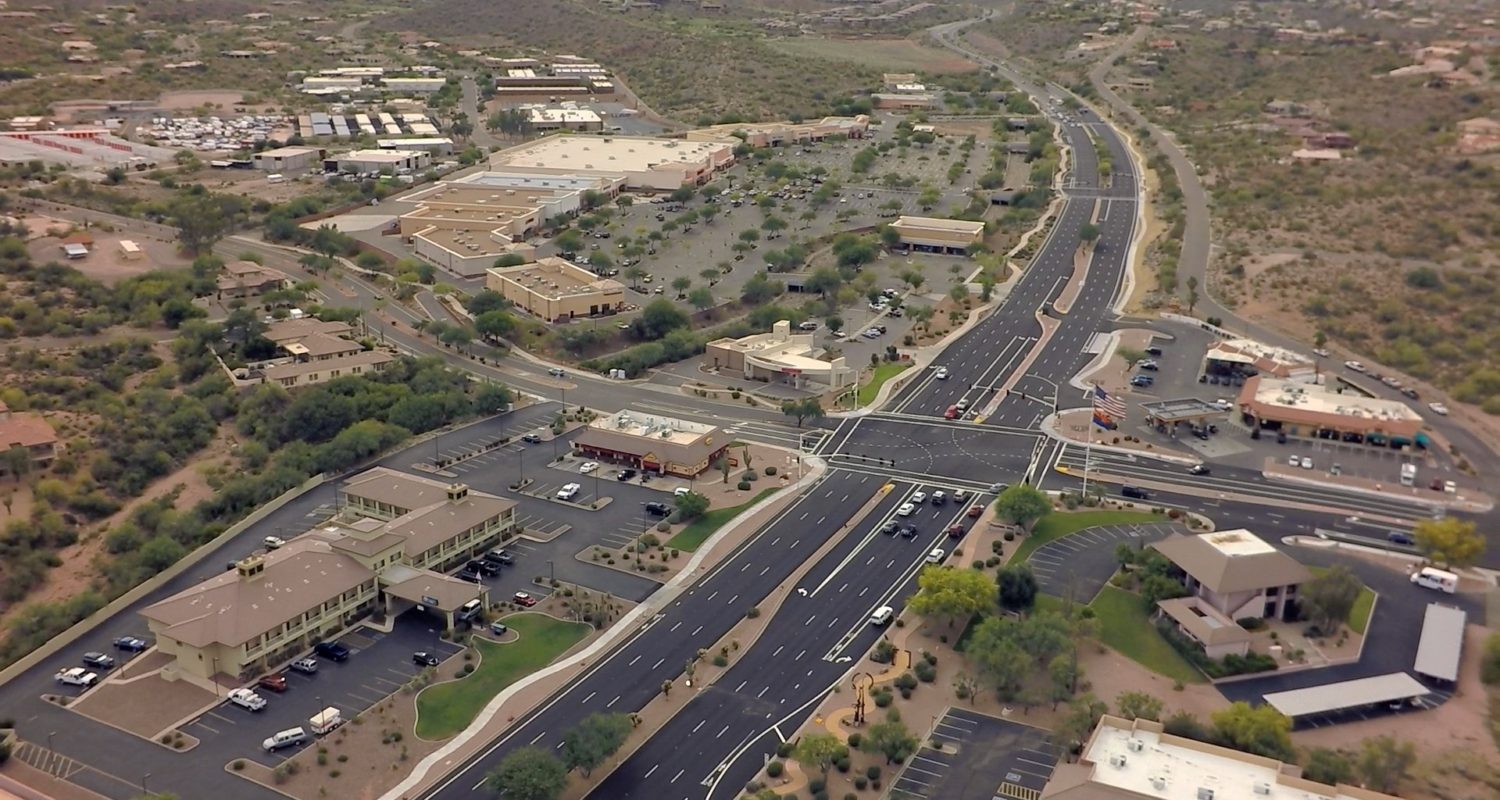 5 Shea Blvd, Saguaro to Technology